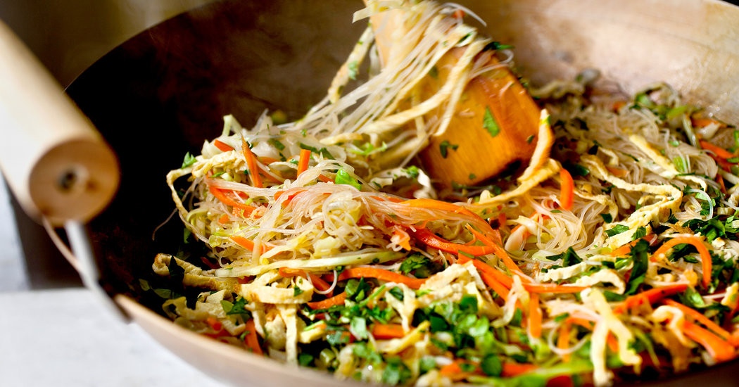 Is Cabbage Healthy  Cabbage and Carrot Noodles — Recipes for Health The New