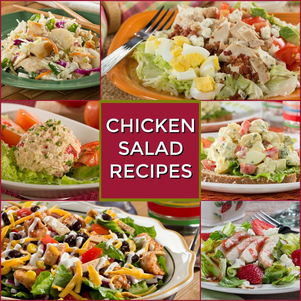 Is Chicken Salad Healthy  Healthy Chicken Salad Recipes