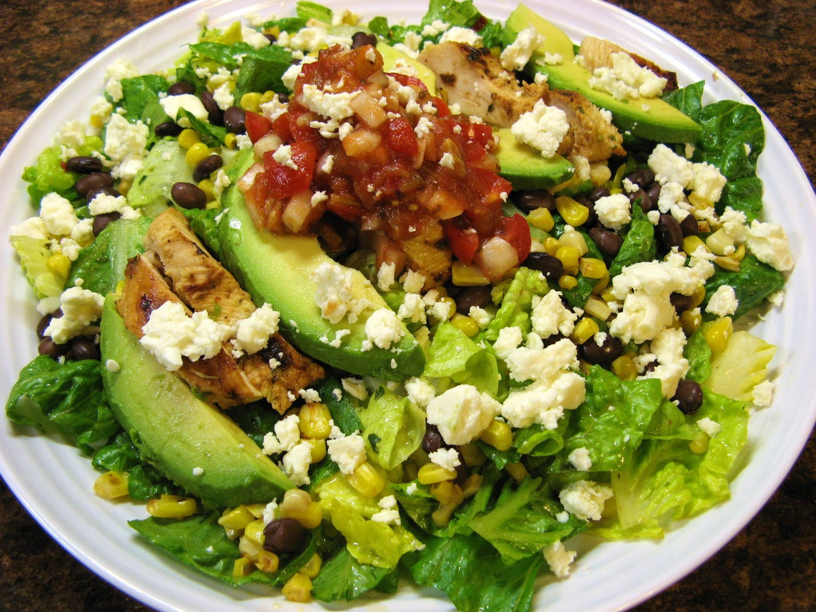 Is Chicken Salad Healthy  The Well Fed Newlyweds Healthy Recipes to Kick f the