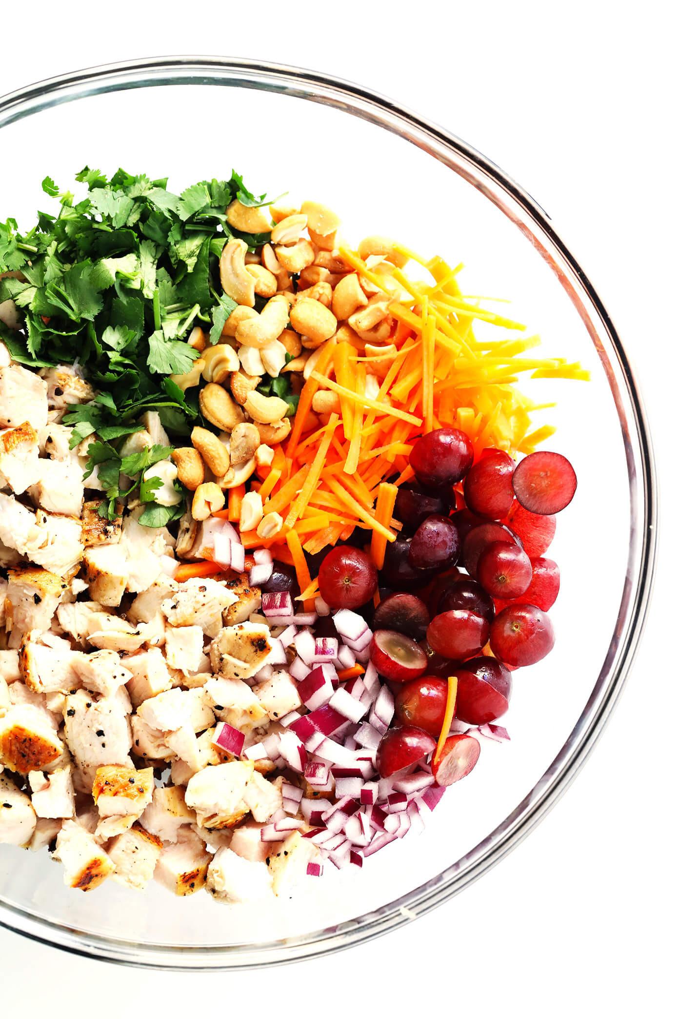 Is Chicken Salad Healthy  Healthy Curry Chicken Salad