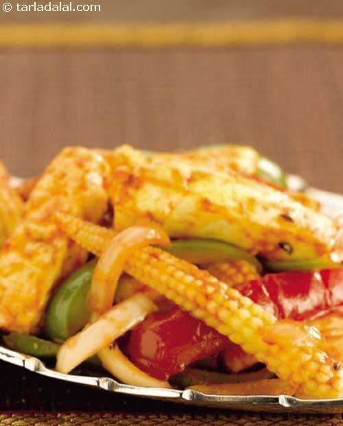 Is Corn Good For Weight Loss  Baby Corn Paneer Jalfrazie Weight Loss After Pregnancy