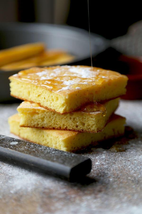 Is Cornbread Healthy  Healthier Southern Cornbread Recipe Pickled Plum Food
