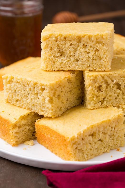 Is Cornbread Healthy  Crafty Go Lucky Best Corn Bread healthier