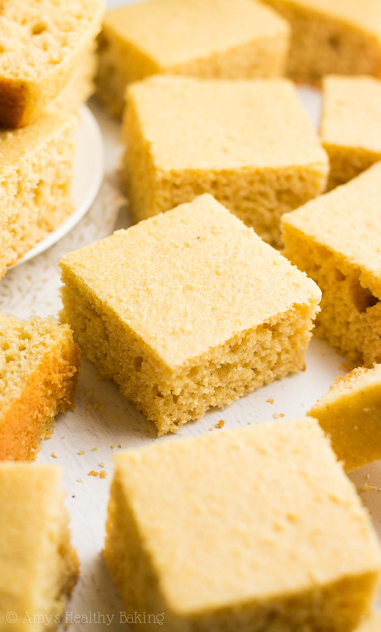 Is Cornbread Healthy  The Ultimate Healthy Cornbread With a Step by Step Video