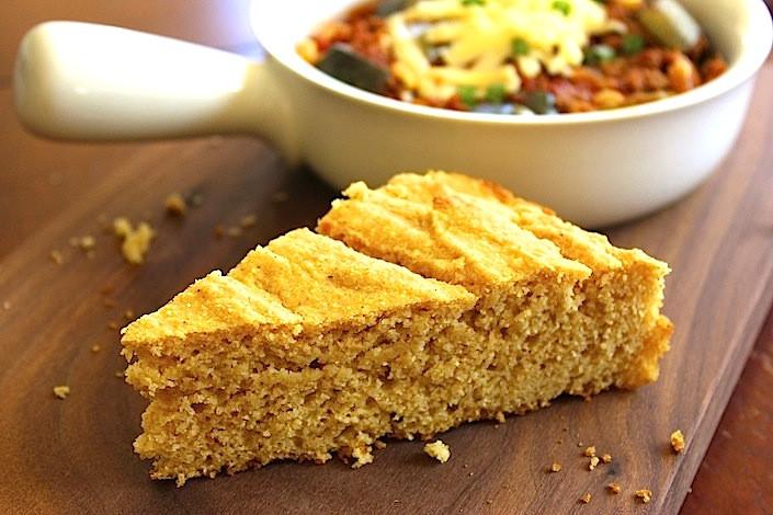 Is Cornbread Healthy  A Healthier Organic Corn Bread Recipe Whole Lifestyle