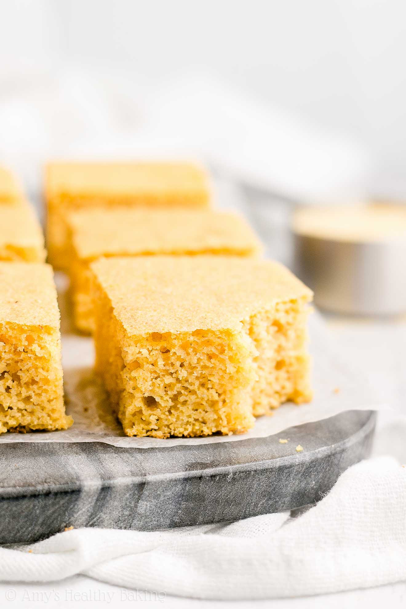 Is Cornbread Healthy  Healthy Buttermilk Cornbread