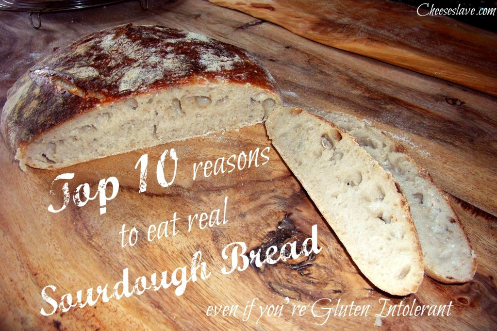Is Sourdough Bread Healthy  Top 10 Reasons To Eat Sourdough Bread Even If You re