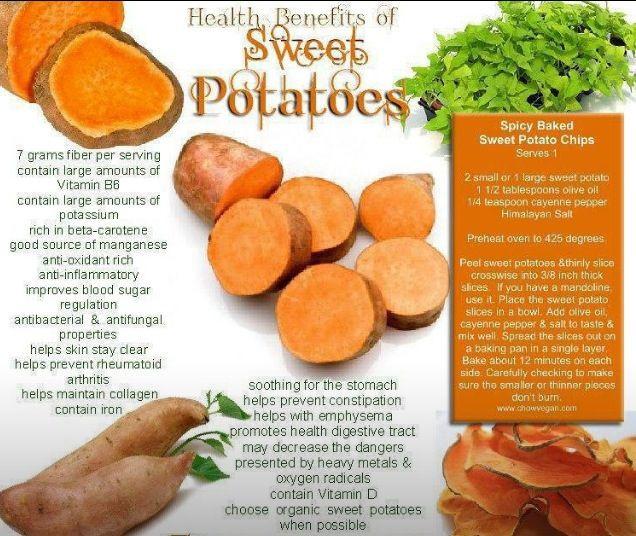 Is Sweet Potato Good For You  Sweet Potatoes Are Sweet Potatoes Good For You