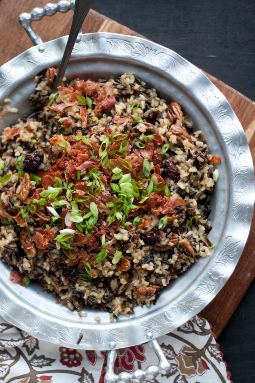 Is Wild Rice Gluten Free  Thanksgiving Dinner Gluten Free Wild Rice Stuffing