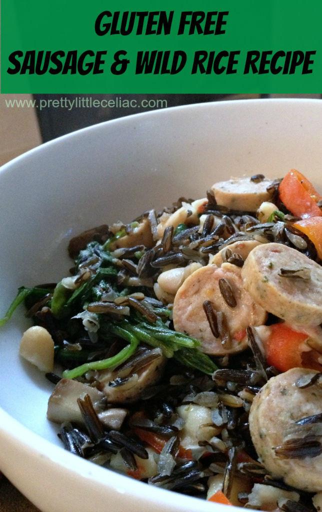 Is Wild Rice Gluten Free  Easy Gluten Free Recipes – Pretty Little Celiac