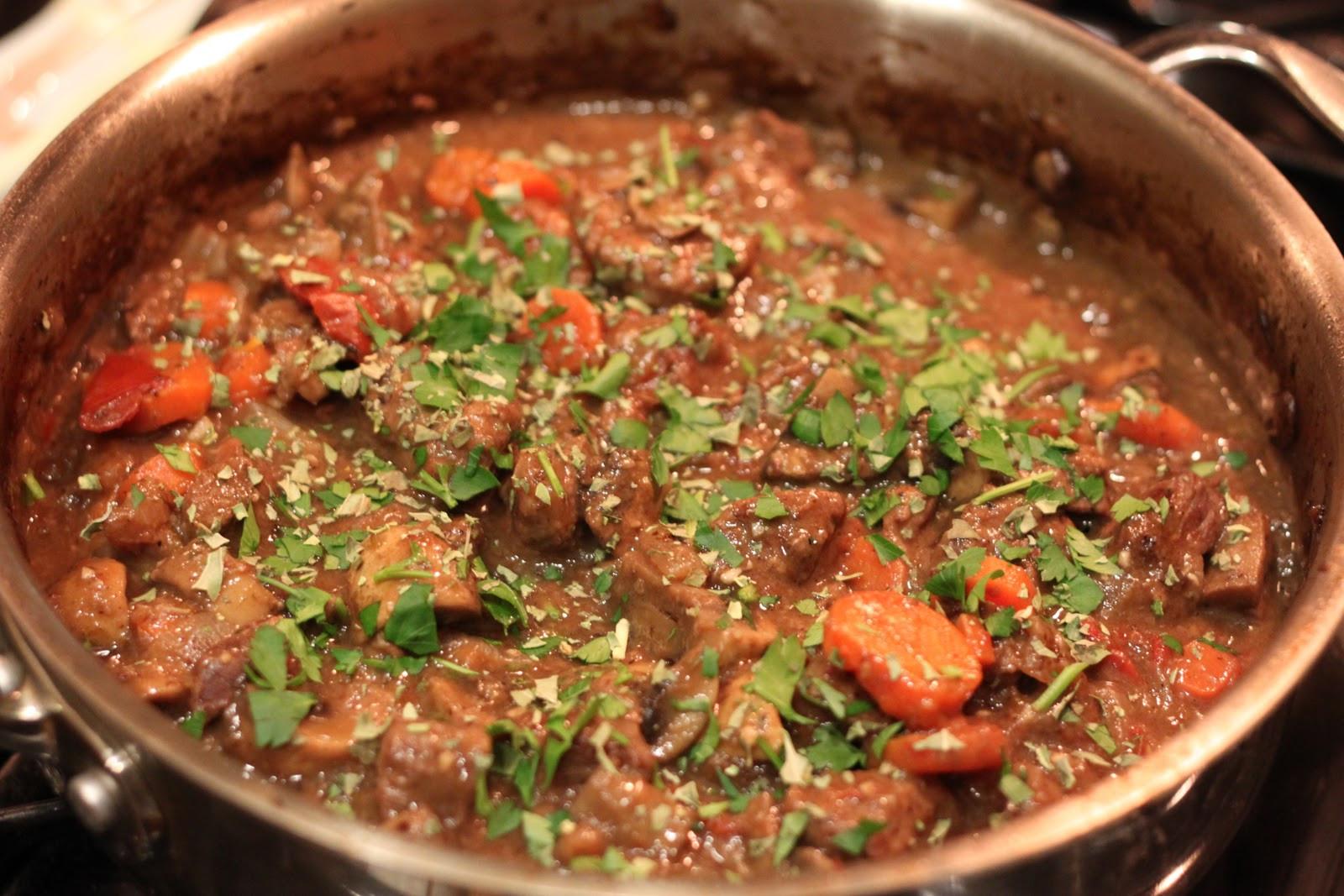 Italian Beef Stew  Meghalicious Italian Beef Stew
