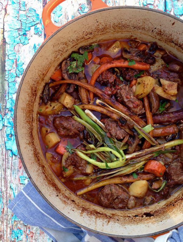 Italian Beef Stew  Italian Beef Stew Recipe • CiaoFlorentina
