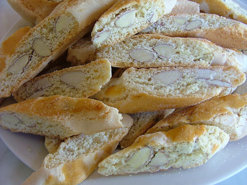 Italian Biscotti Recipe  Almond Biscotti Recipe Easy Italian Biscotti Recipes from