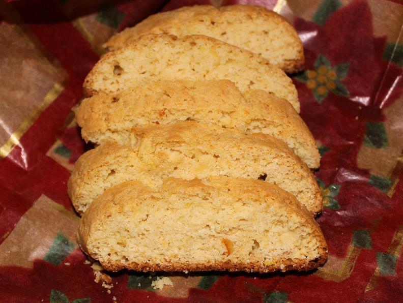 Italian Biscotti Recipe  Grandma s Old Fashioned Italian Biscotti Recipe