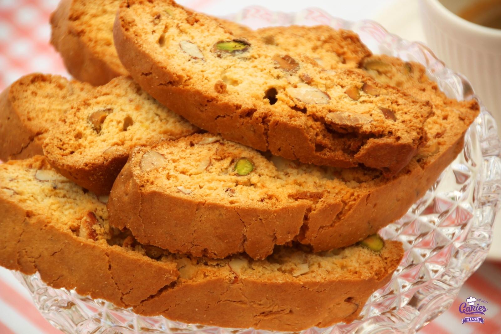 Italian Biscotti Recipe  Cantuccini – Italian Biscotti Recipe