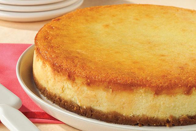 Italian Cheesecake Recipe  Classic Italian Cheesecake Kraft Recipes
