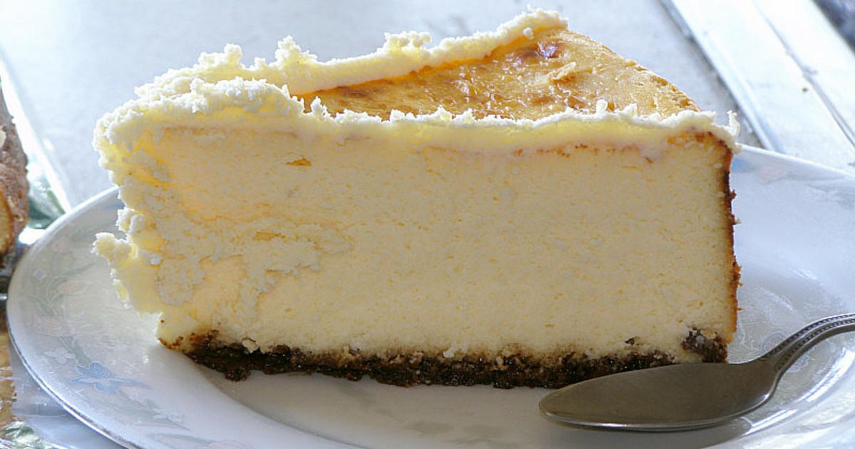 Italian Cheesecake Recipe  Rachael Ray Italian Ricotta Cheesecake Recipe