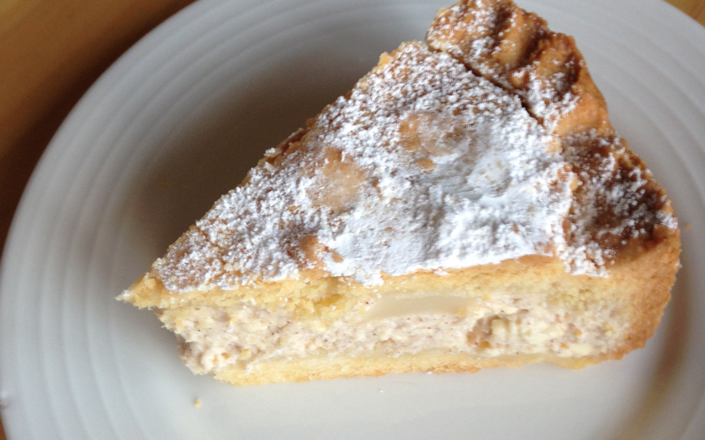 Italian Cheesecake Recipe  italian baked ricotta cheesecake recipe