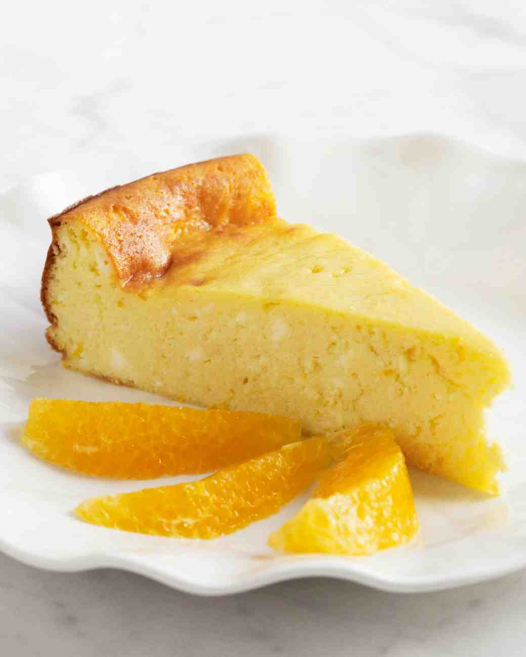 Italian Cheesecake Recipe  Italian Ricotta Cheesecake Recipe & Video