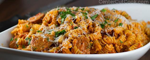 Italian Chicken Sausage Recipes  Italian Chicken Sausage Pasta Recipe