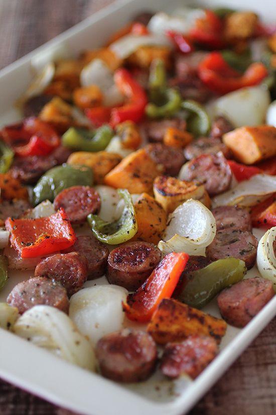 Italian Chicken Sausage Recipes  Best 25 Italian chicken sausage ideas on Pinterest