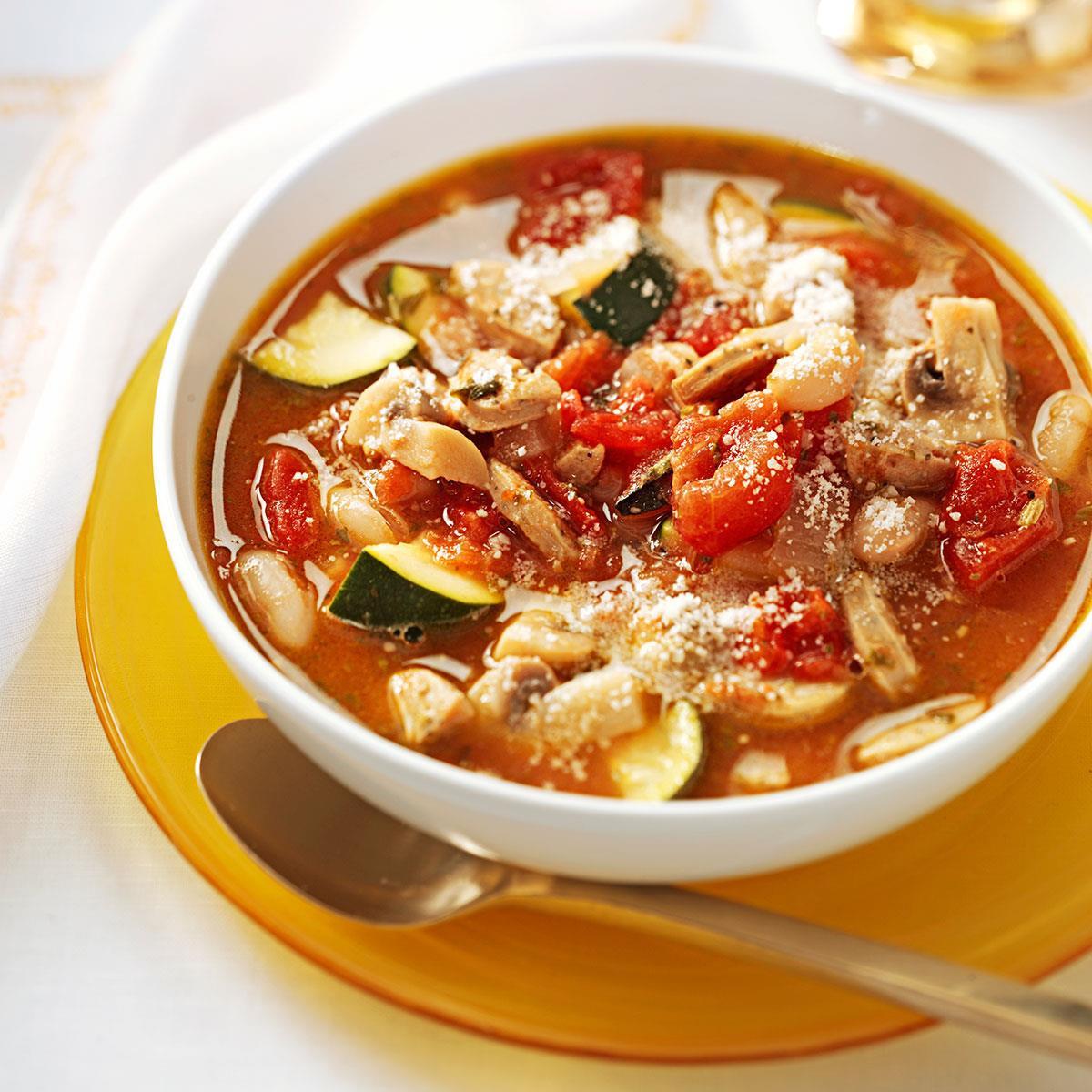 Italian Chicken Sausage Recipes  Italian Chicken Sausage Soup Recipe