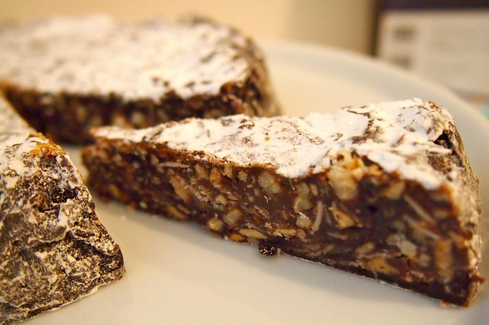 Italian Chocolate Desserts  Italian Panforte