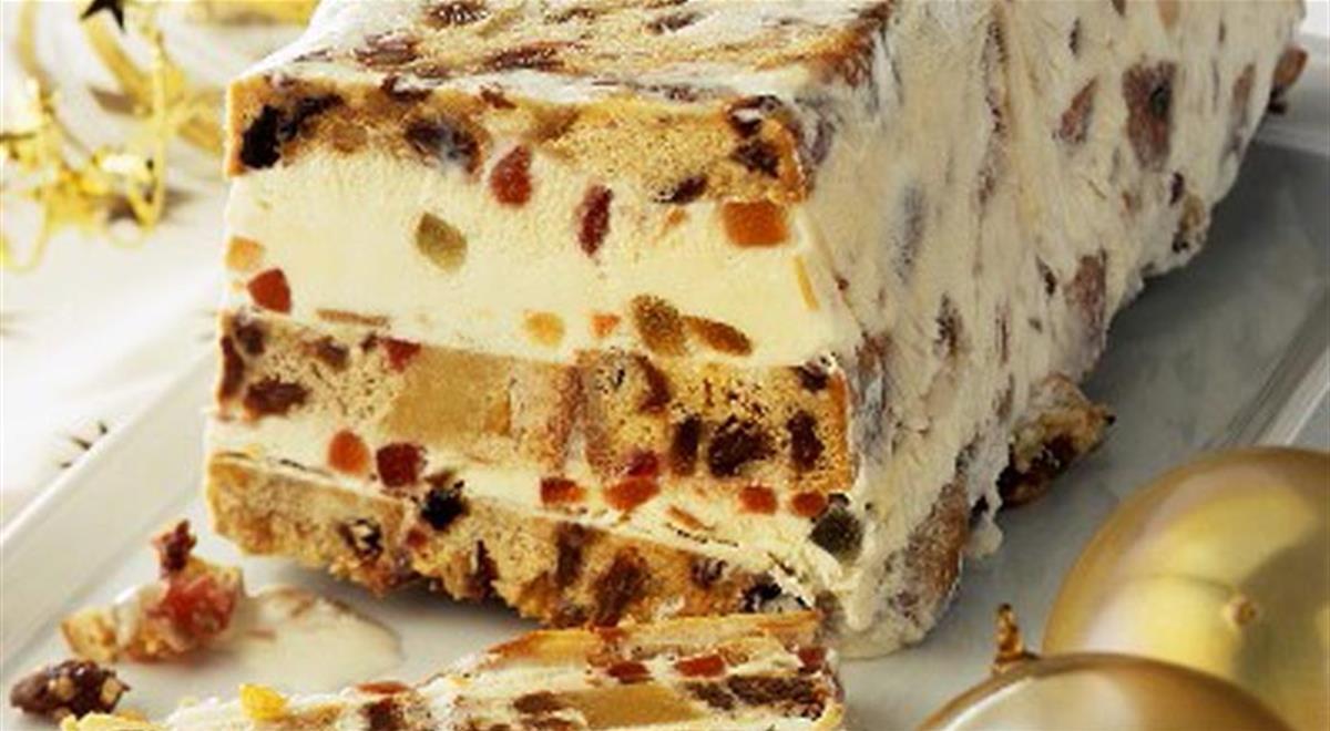 Italian Christmas Desserts  Italian Semifreddo Ice Cream Recipe