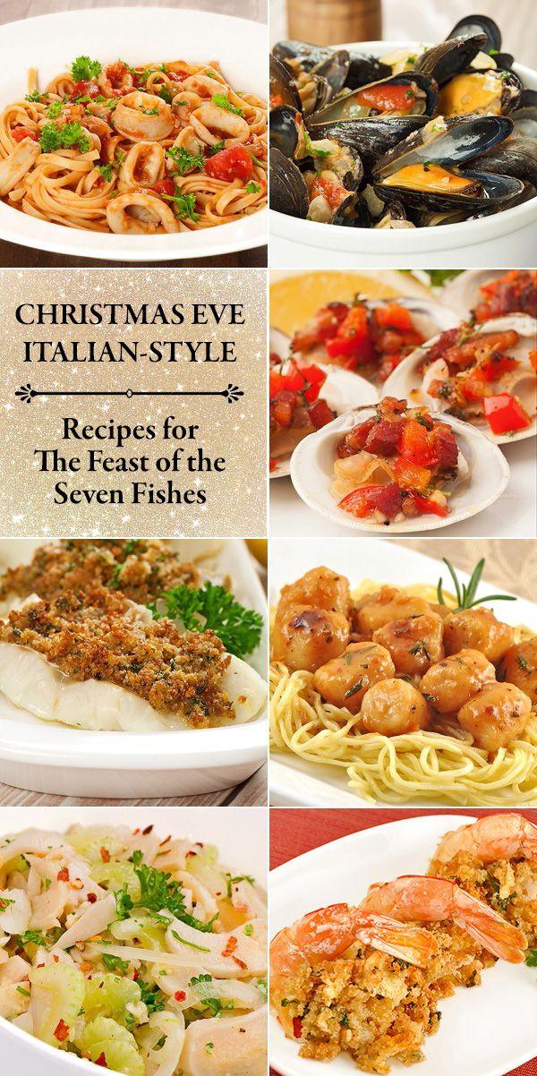 Italian Christmas Dinner  Holiday Menu An Italian Christmas Eve