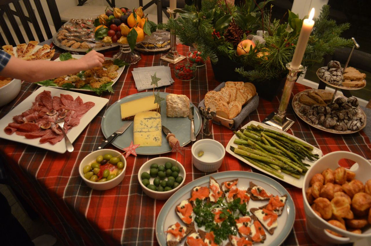 Italian Christmas Dinner  The gallery for Italian Dinner Party Menu
