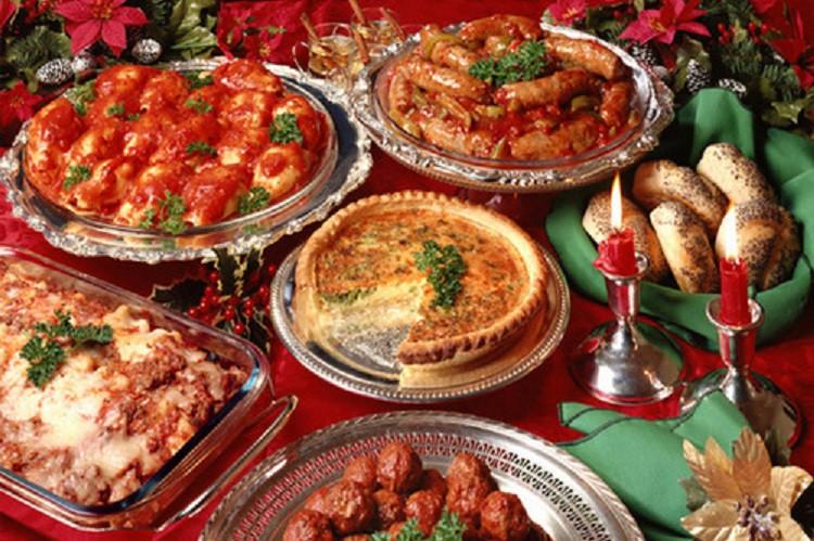 Italian Christmas Dinner  Italian Christmas