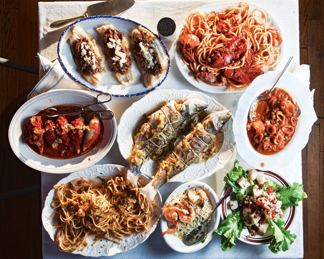 Italian Christmas Eve Dinner  Traditional Holiday Feasts Around the World Crave Du Jour