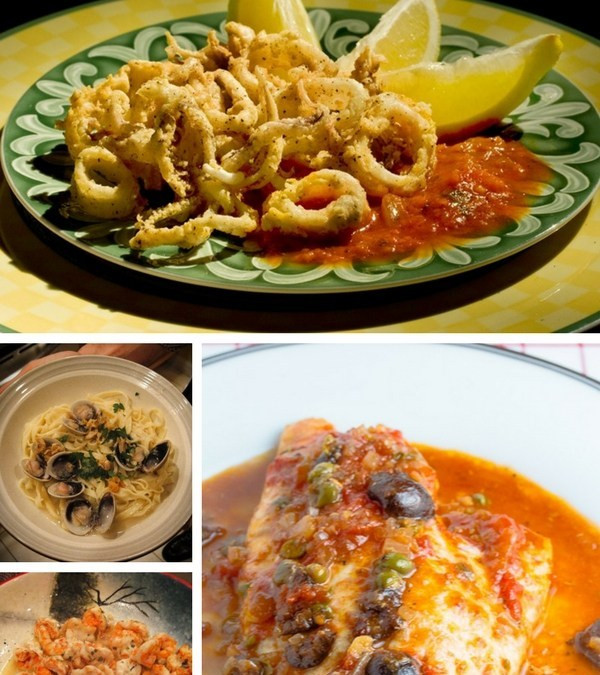 Italian Christmas Eve Dinner  Seafood Archives The Italian Chef