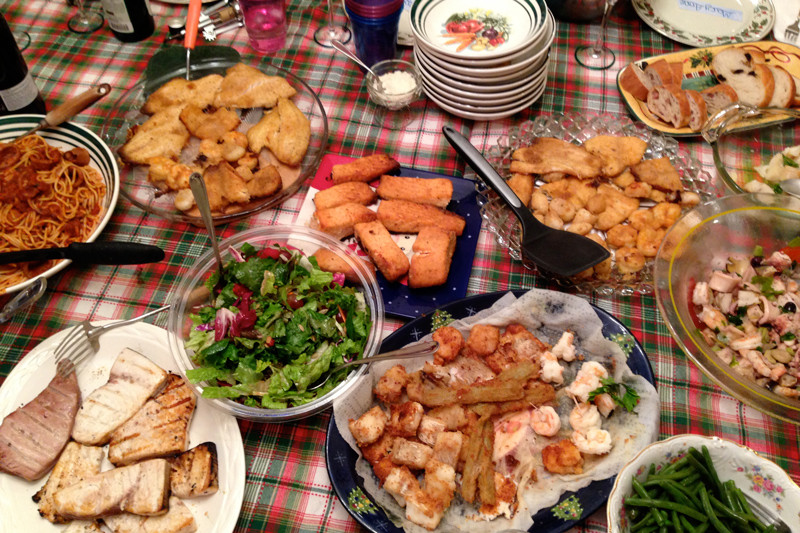 Italian Christmas Eve Dinner  7 Things You Need To Know About The Feast Seven Fishes
