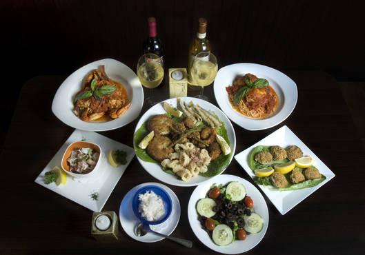 Italian Christmas Eve Dinner  Day 17 La Vigilia – Why d You Eat That