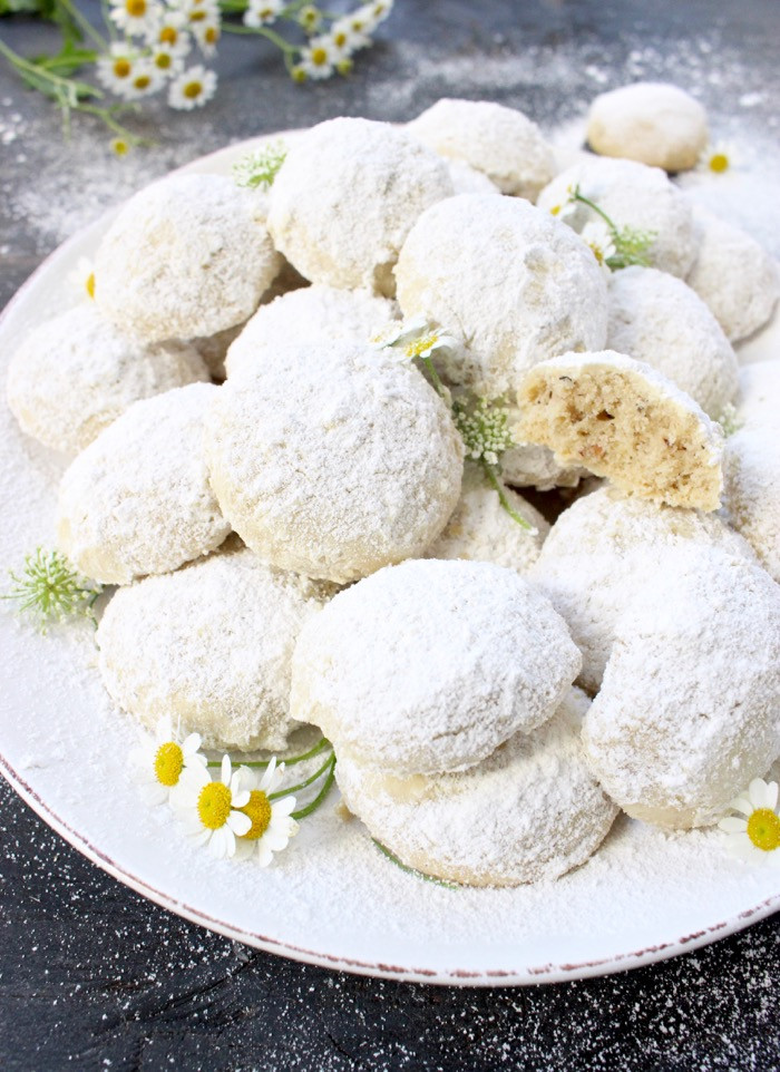 Italian Cookie Recipes  Italian Wedding Cookies Recipe • CiaoFlorentina