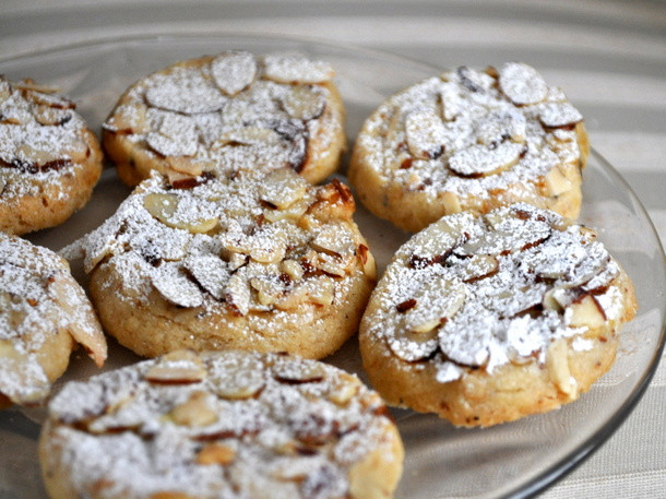 Italian Cookie Recipes  Italian Almond Blood Orange Cookies Recipe