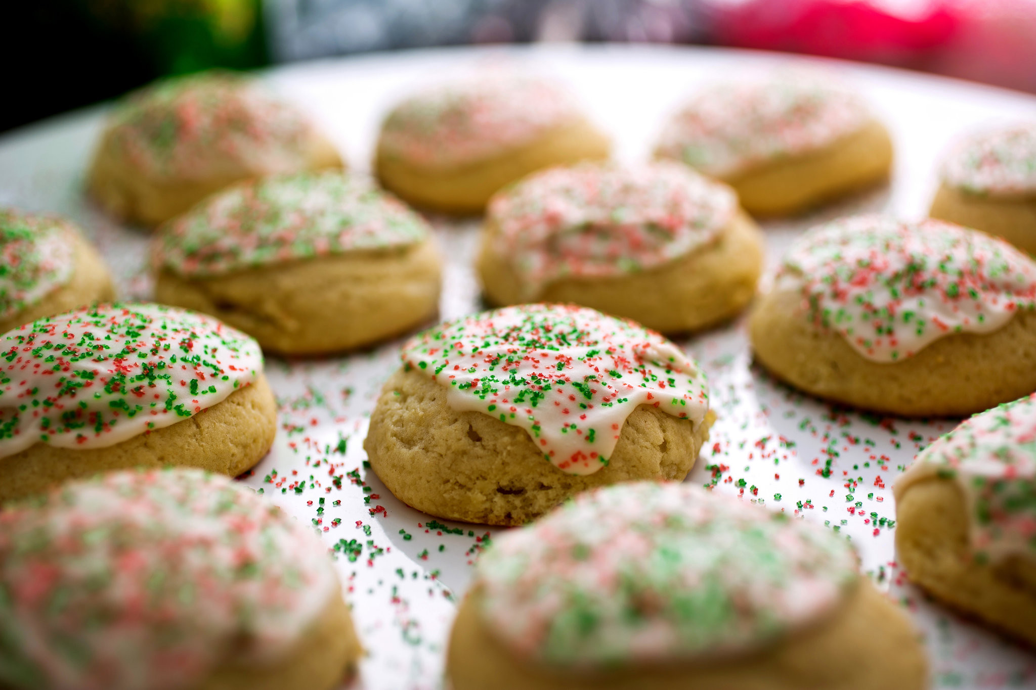 Italian Cookie Recipes  italian sugar cookie recipe