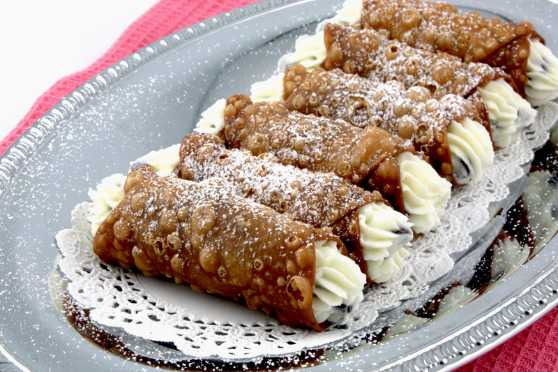 Italian Desserts Cannoli  Bright Lights Small Traveler Why Italian Food is Better
