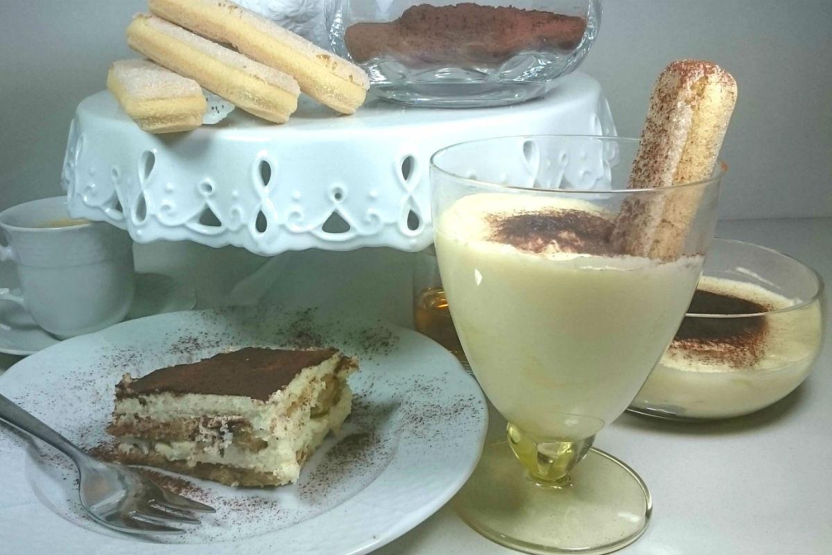 Italian Desserts Recipes  Tiramisu Authentic Italian Recipe