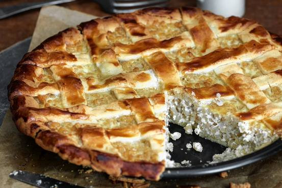 Italian Easter Desserts  Pastiera a Traditional Italian Easter Dessert WSJ