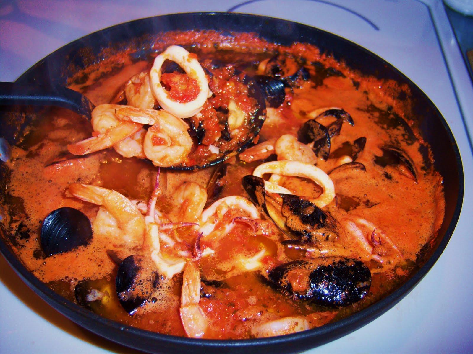 Italian Fish Stew  CIOPPINO Italian Fish Stew