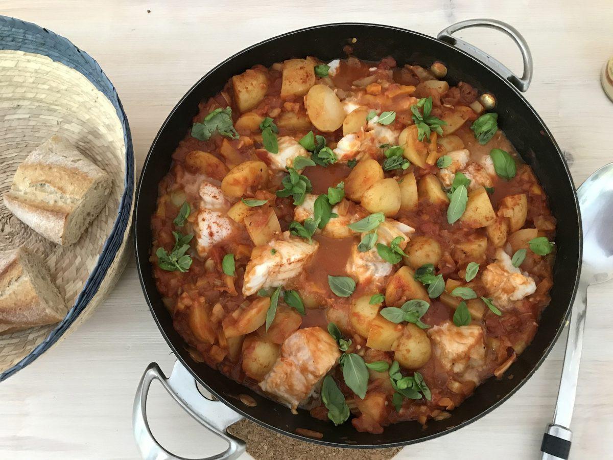 Italian Fish Stew  Italian fish stew a one pan mid week treat You Say