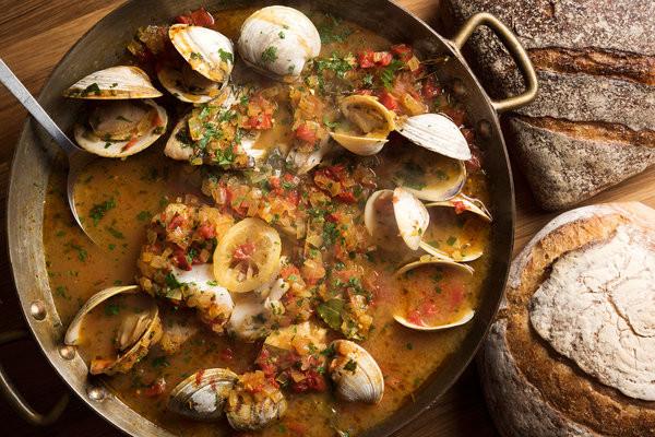 Italian Fish Stew  Italian Style Fish Stew Recipe NYT Cooking