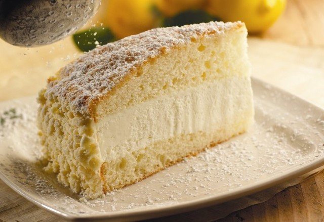 Italian Lemon Cream Cake  6 Decadent Chain Restaurant Dessert Recipes to Try at Home