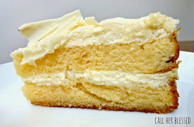 Italian Lemon Cream Cake  Italian lemon cream cake decadent desserts