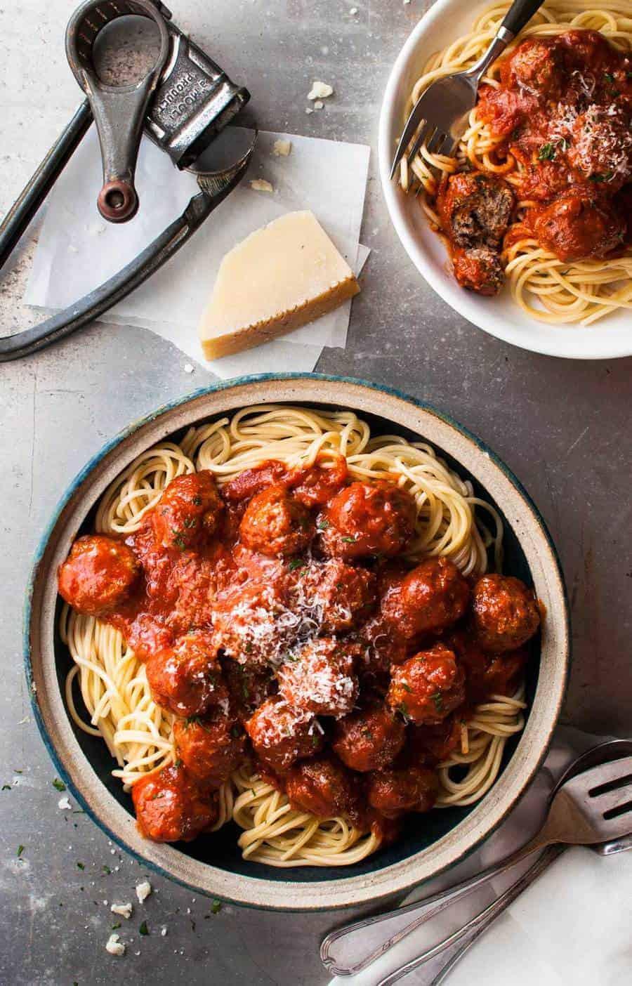 Italian Meatball Recipes  Classic Italian Meatballs Extra Soft and Juicy