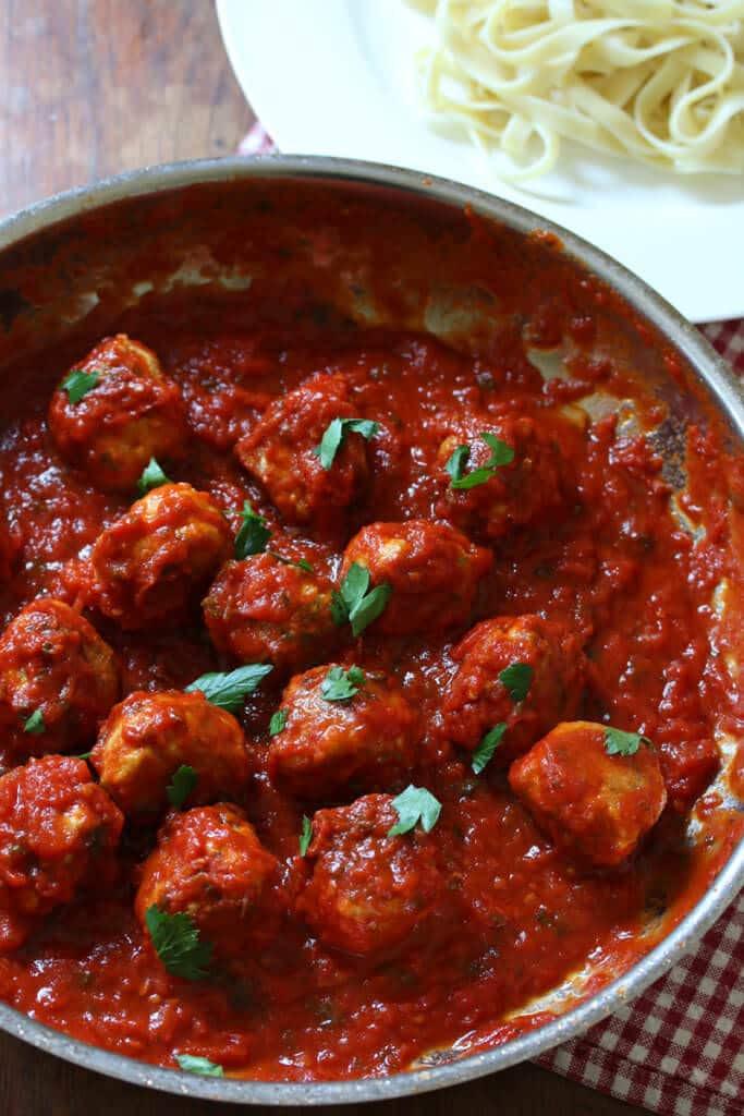 Italian Meatball Recipes  best italian gravy recipe