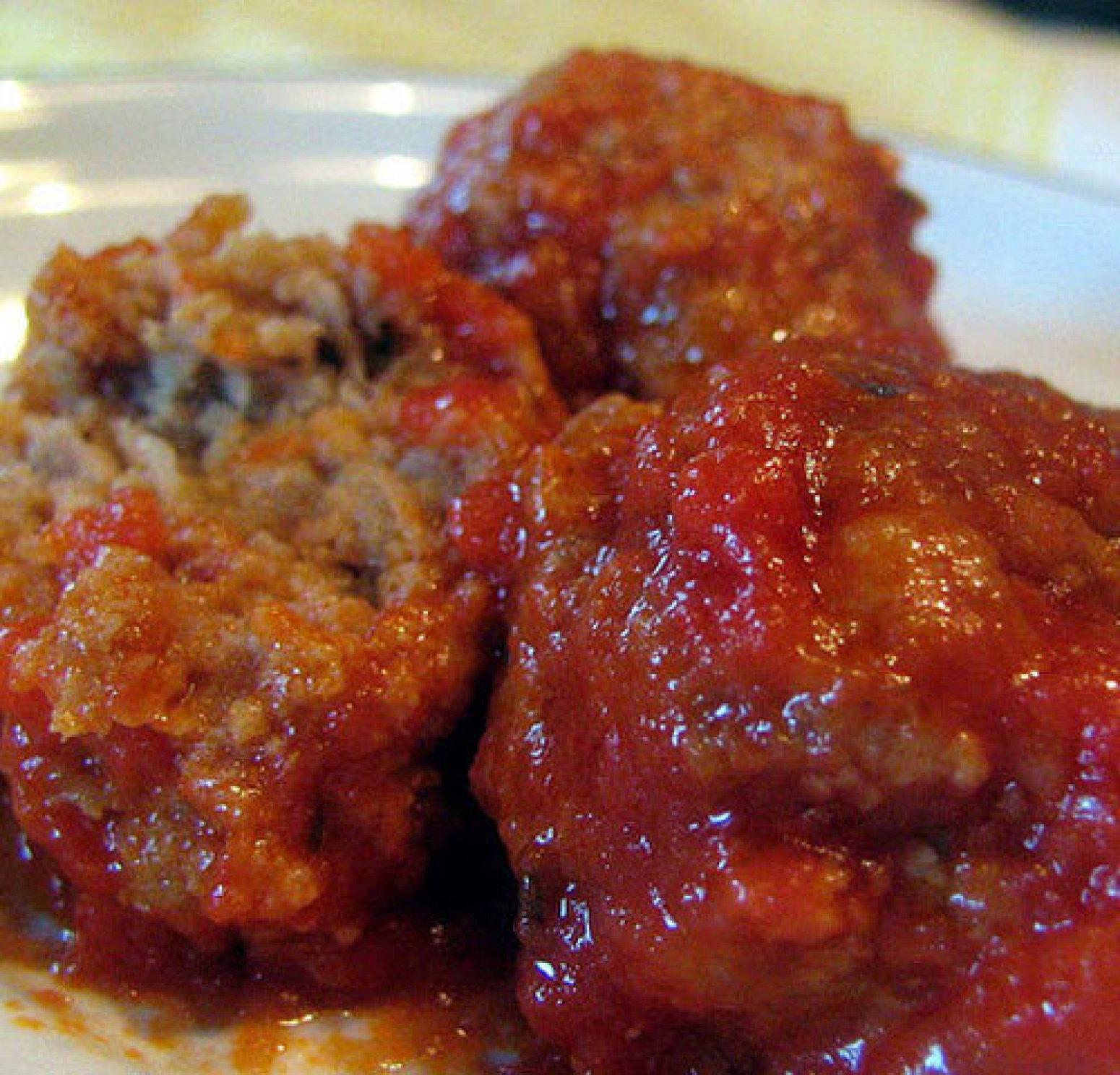 Italian Meatball Recipes  Grandma s Italian Meatballs Recipe