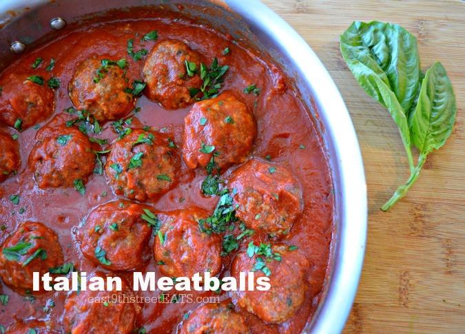 Italian Meatball Recipes  italian meatball recipe